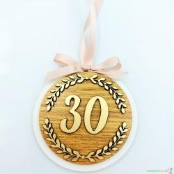 """Medalis """"30 metų"""""""