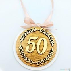 """Medalis """"50 metų"""""""