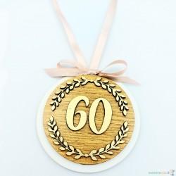 """Medalis """"60 metų"""""""